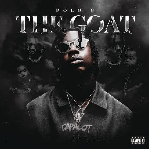 Polo G<br>THE GOAT<br>2LP, Ltd, Green